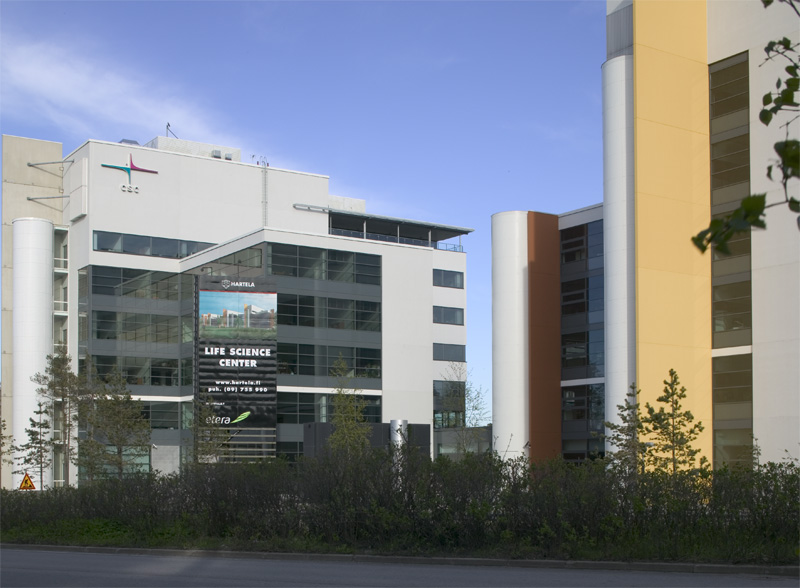 Picture of the CSC building