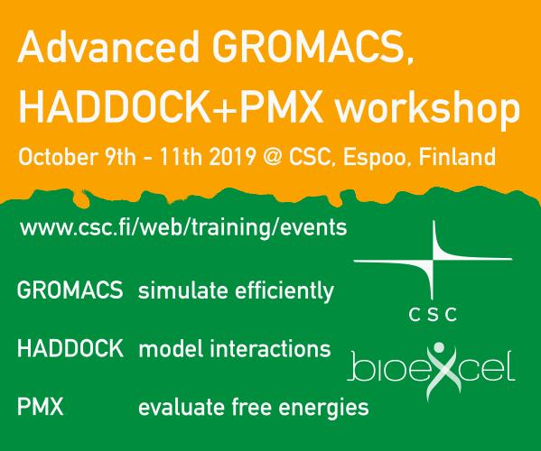GMX 2019 workshop banner