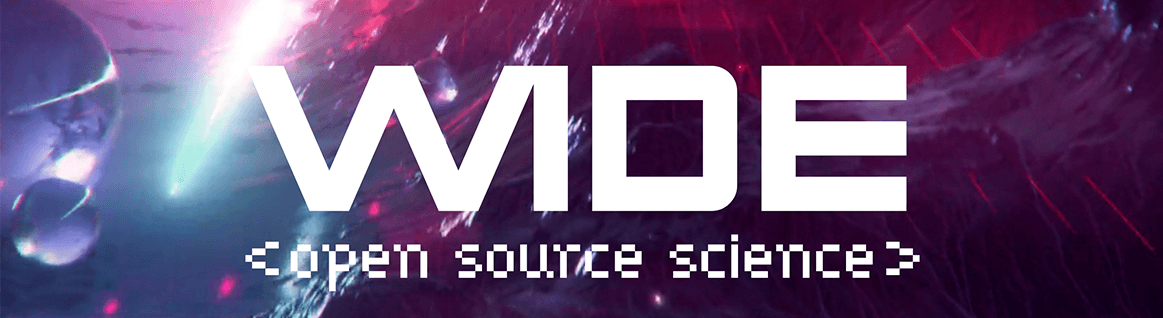 WIDE – Open Source Science
